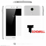 Huawei Enjoy 7 Plus Leaks With 3GB RAM And 32GB ROM