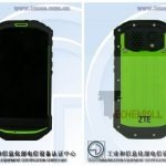 Rugged ZTE C501 Smartphone With 2GB RAM And 16GB Internal  Storage Spotted On TENNA