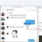 Opera Browser Updated With WhhatsApp,Facebook Messenger,Telegram Direct Access Through Sidebar