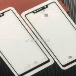 Xiaomi Mi 7 Leaks in Display Panel - Notch Design