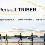 Renault Triber is all Set to be Launch on 19th June