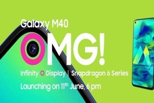 samsung galaxy m40 price in india