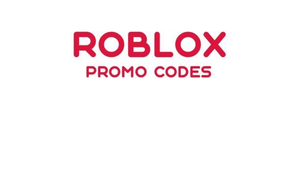 roblox promo codes